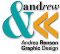 Andrea Renson Graphic Design